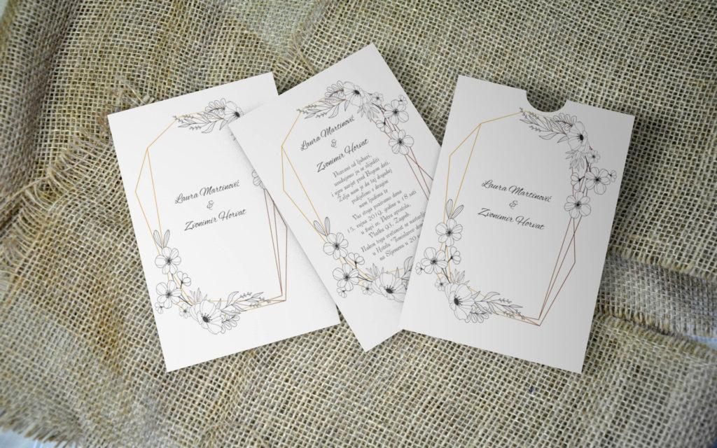 Pozivniva za vjenčanje PoM20