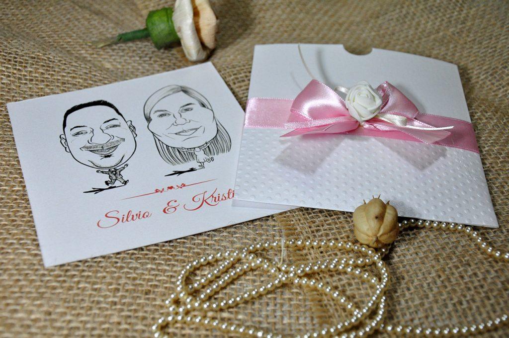 Pozivnica za vjenčanje 13×14