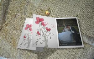Zahvalnica za vjenčanje ZaM21